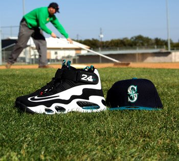 3feaf13a4f Nike Air Griffey Max 1. On 3, who has the sweetest swing in baseball? 1, 2,  3… KEN Griffey Jr!